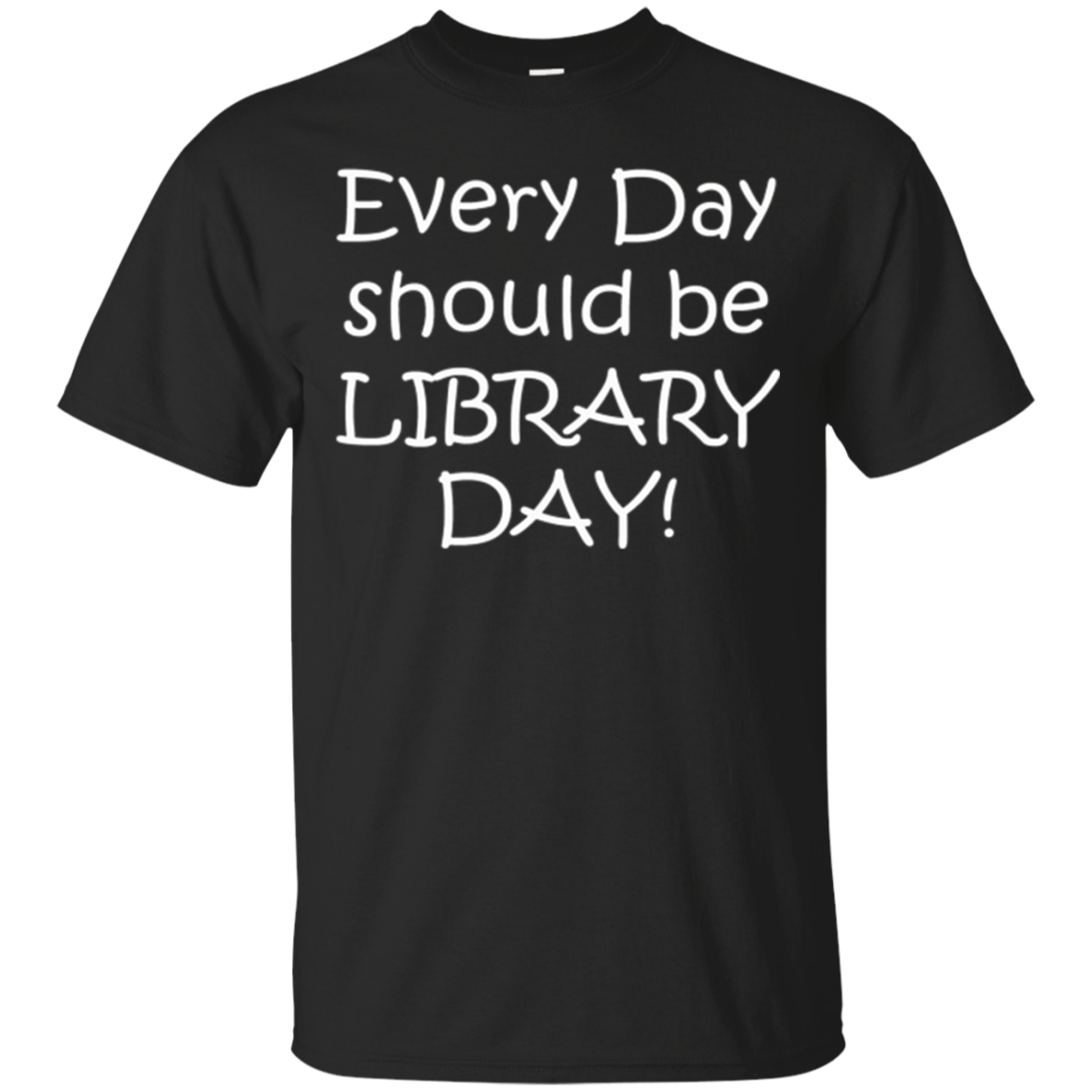 Every day should be library day!
