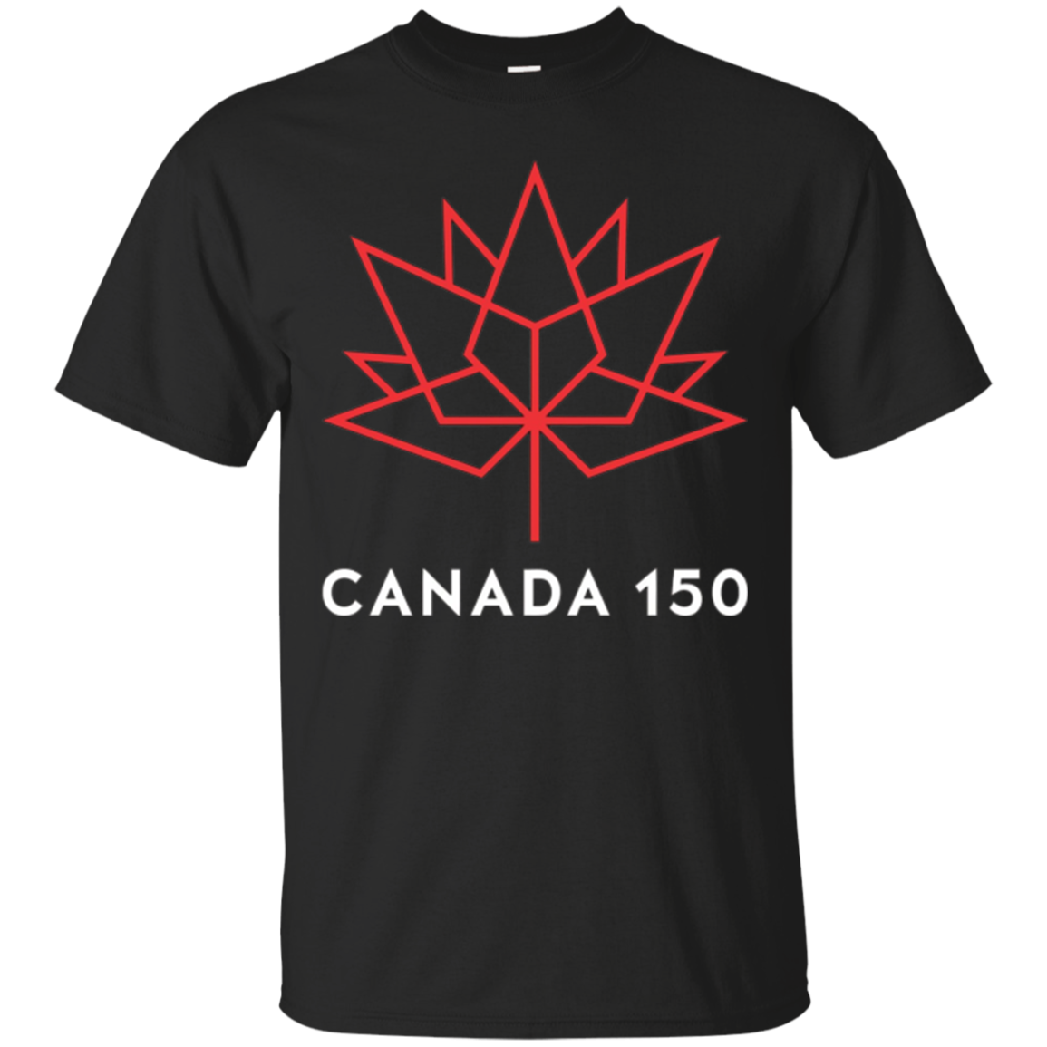 Happy Canada 1st July 150th Birthday T-shirt