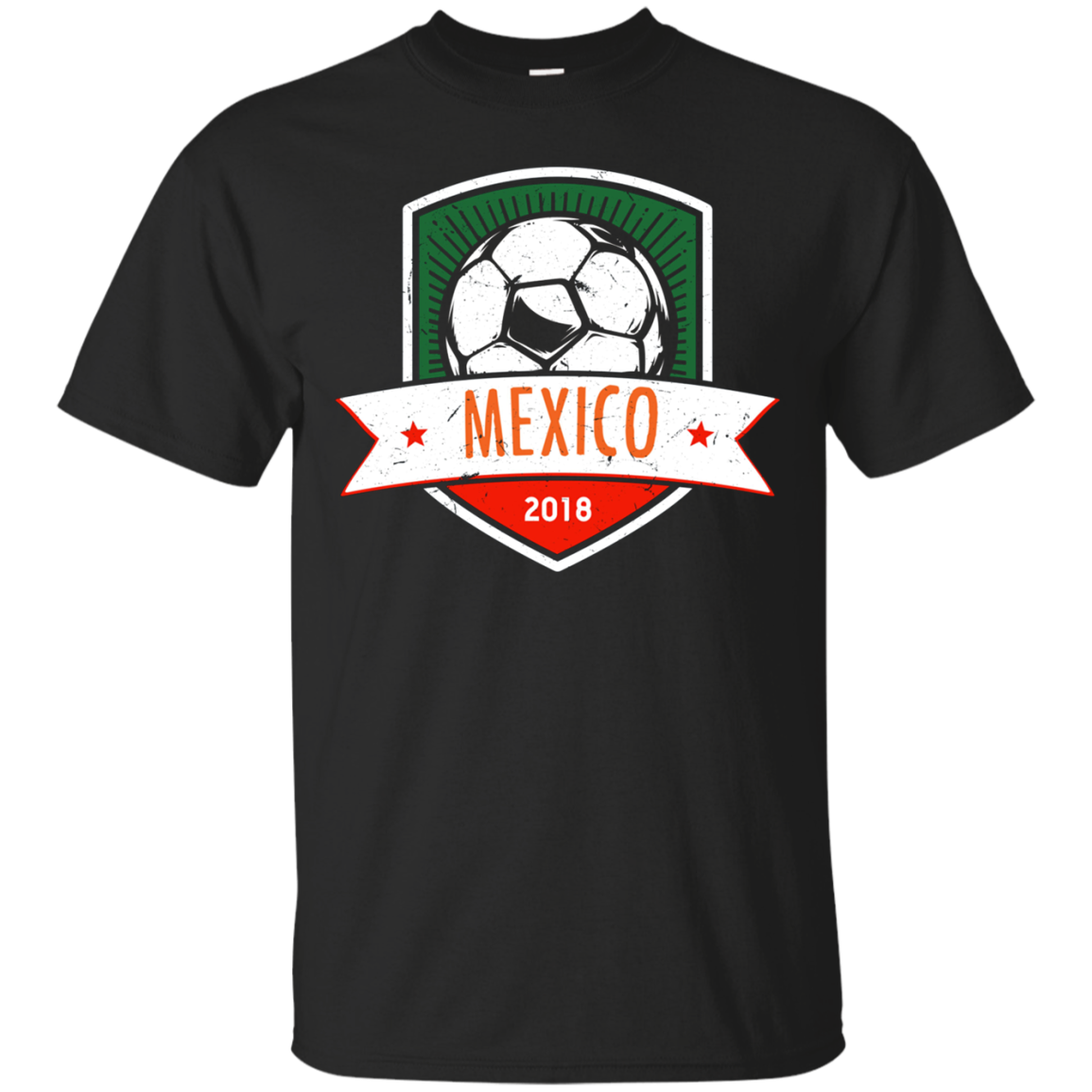 Vintage Mexico Team Shirt 2018