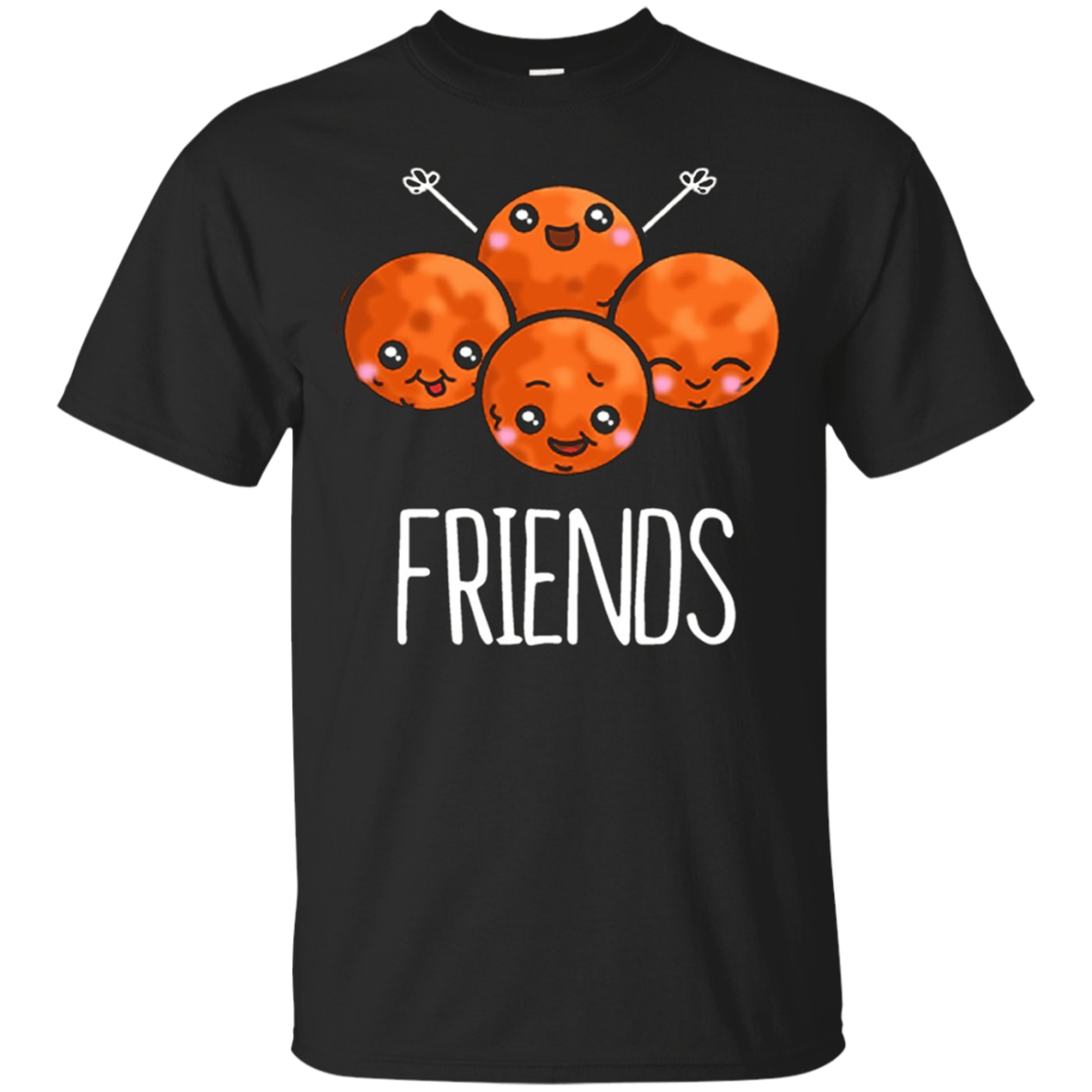 Meatballs And Spaghetti Cute Best Friend Shirts For Women