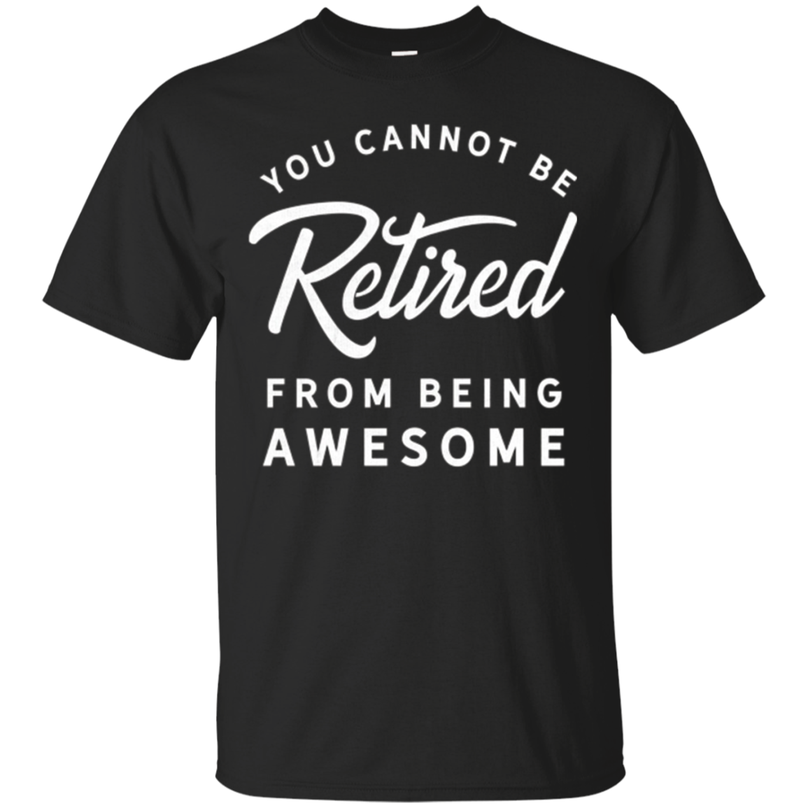 Funny Awesome Just Retired 2018 Retirement Tshirt