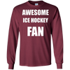 Image of Awesome Ice Hockey Fan Joke Gag Gifts for Ice Hockey Fans.