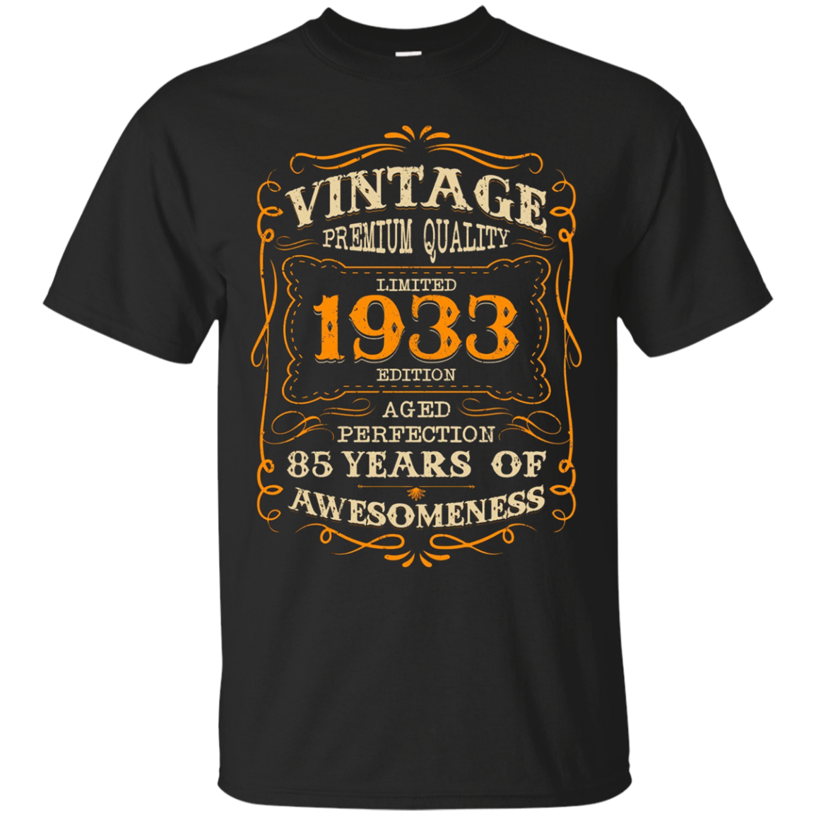Legends Vintage Made In 1933 85th Birthday Gift 85 years old
