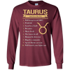 Image of Taurus Queens, Taurus Kings, Taurus facts T Shirts