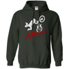 Image of Bmx Addicted Funny Rider Shirt Bike Lover Gifts Freestyle