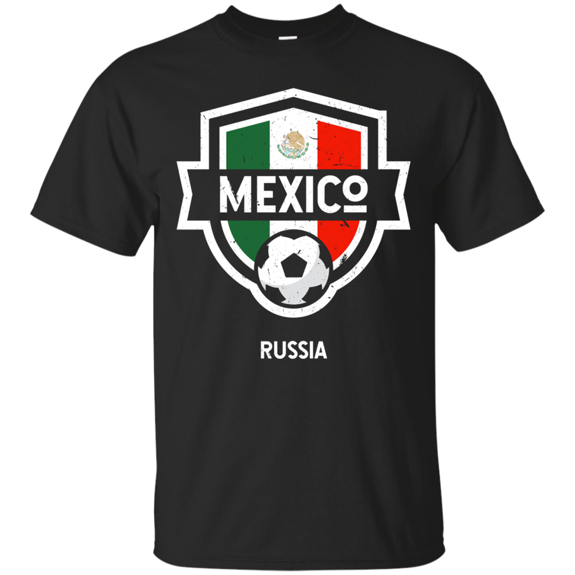 Classic Mexico Football 2018 Team, Russia