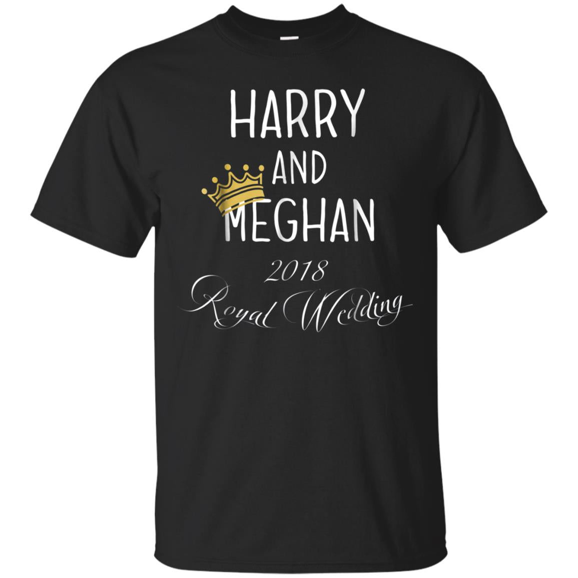 Harry and Meghan British Royal Wedding 2018 Shirt