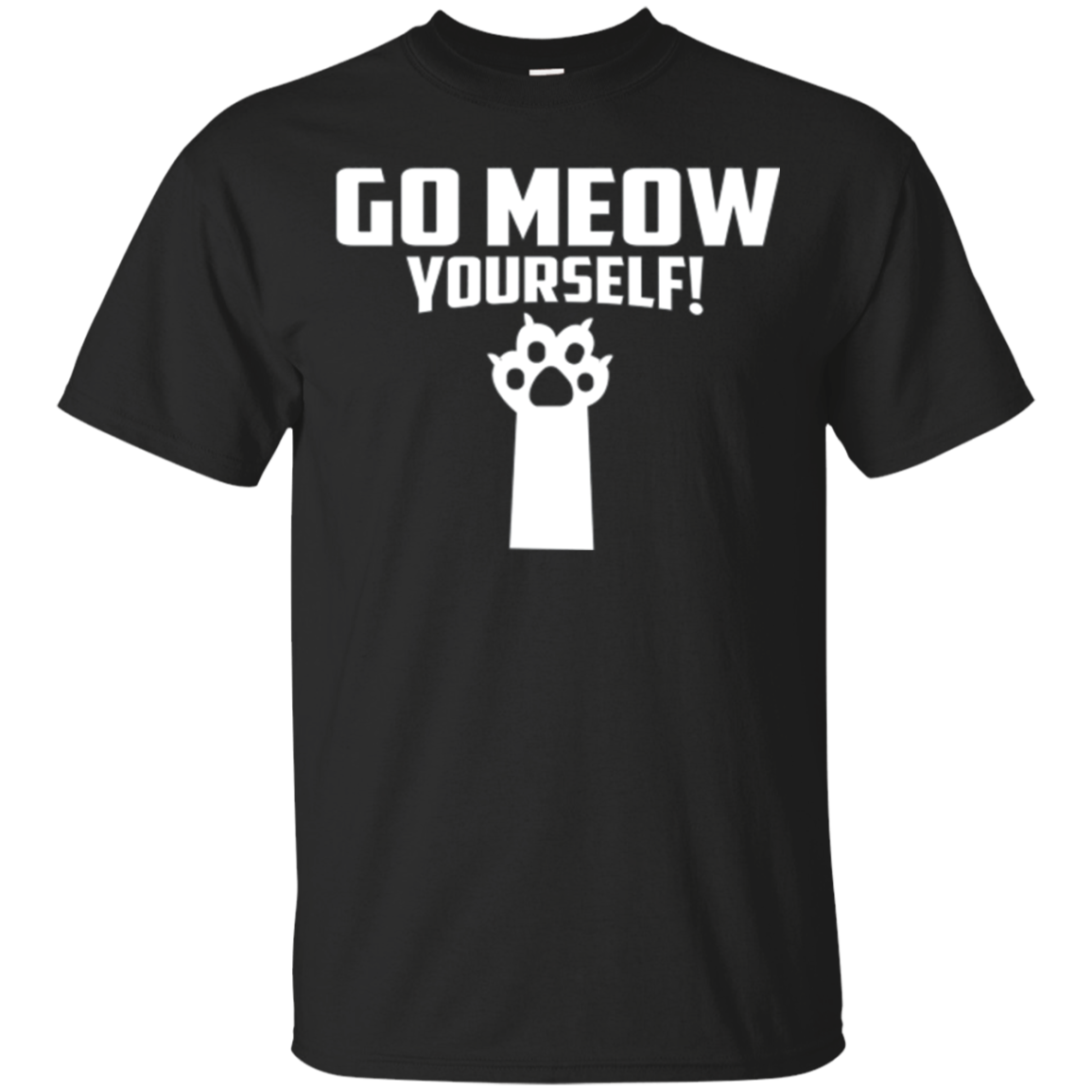 Go Meow Yourself