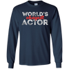 Image of Actor T-shirt - World's okayest actor
