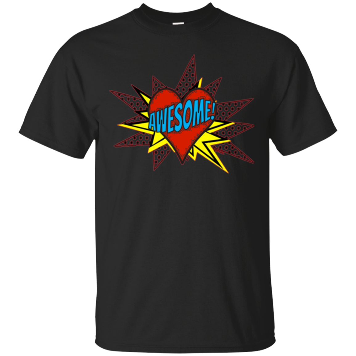 Valentine's Day Shirt For Boys Awesome Superhero Shirt