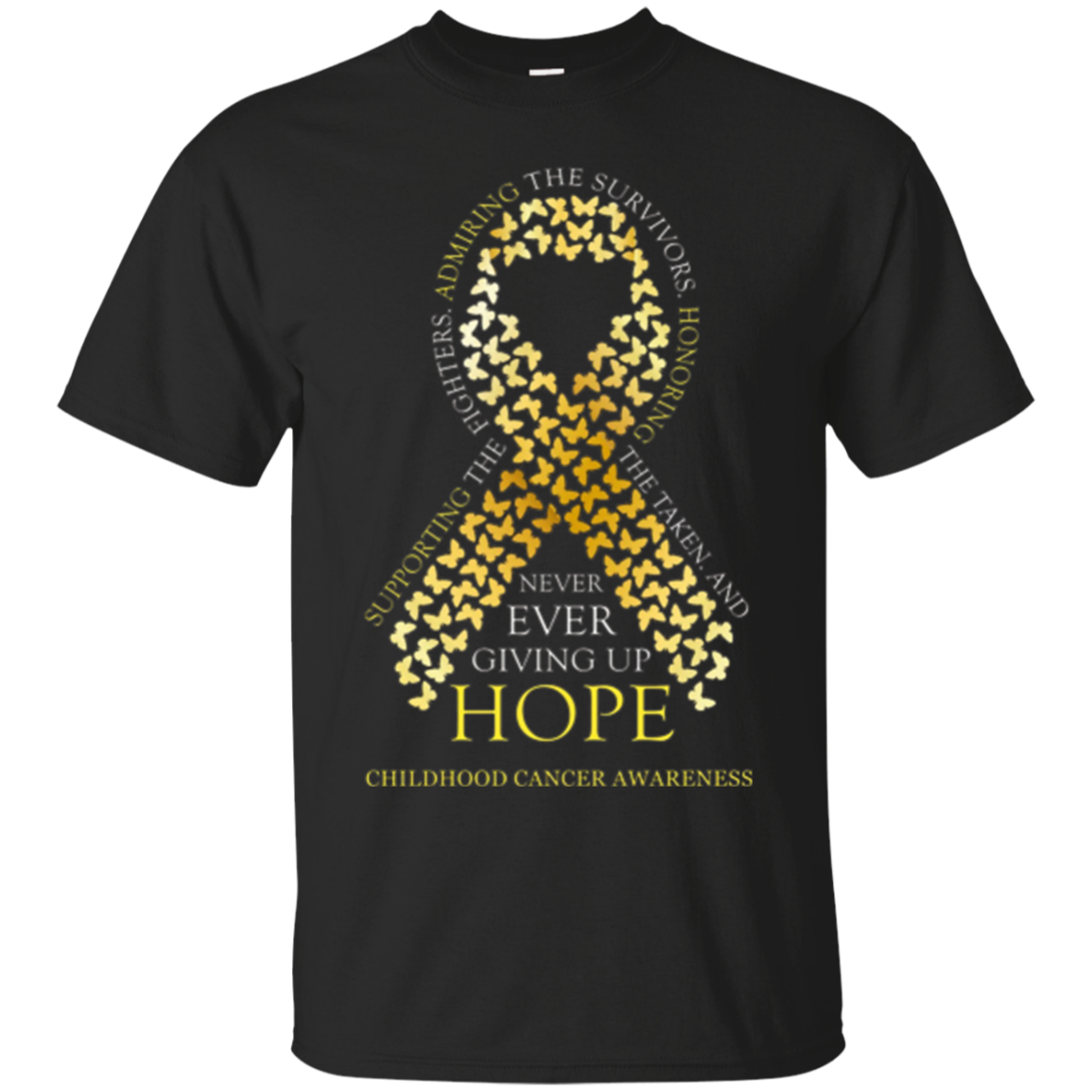 Childhood Cancer Awareness T Shirt
