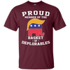 Image of Proud Member of the Basket of Deplorables - hot trend Tshirt