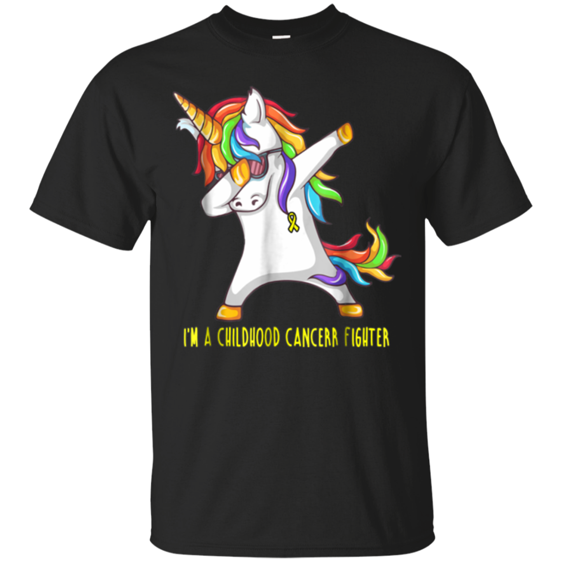 I'm A Childhood Cancer Fighter - Unicorn Childhood Cancer