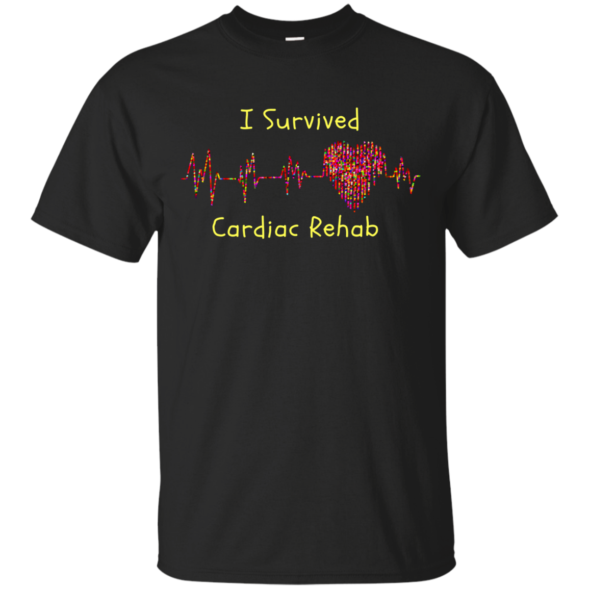 I Survived Cardiac Rehab T-Shirt