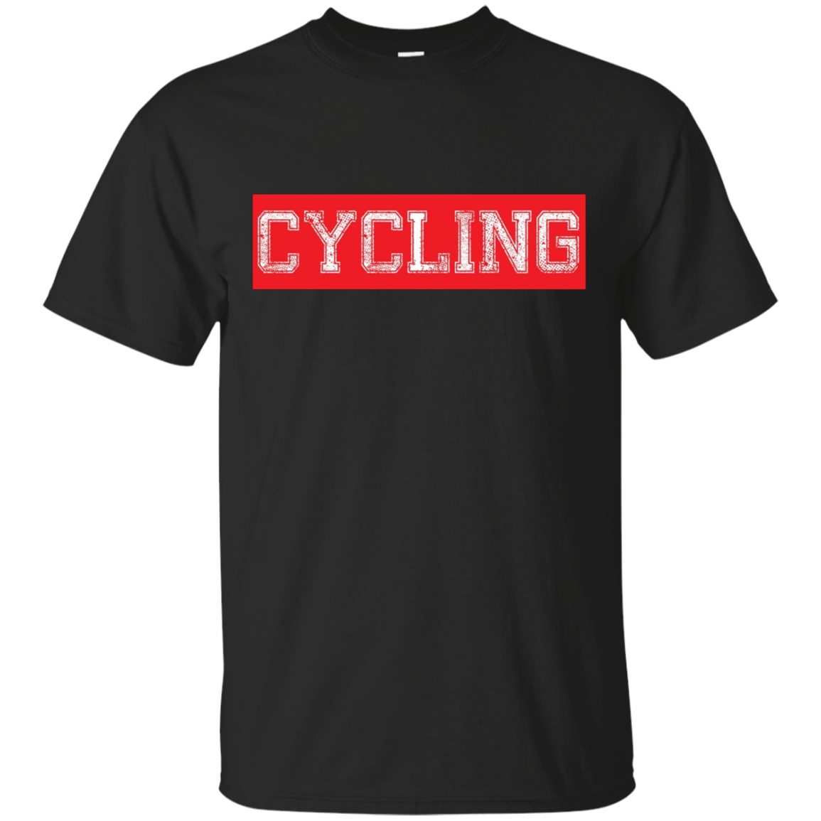 Bicycle Cycling Exercise T-Shirt