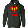 Image of Mens Dad Superhero Shirt - Great gift