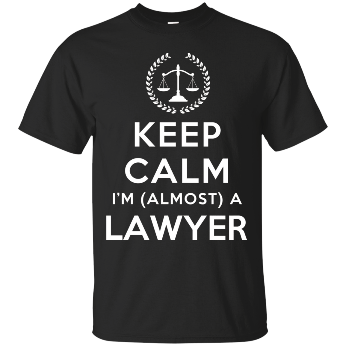 Law Student Lawyer Almost A Lawyer Gift - Men Women T-Shirt