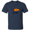 Image of Bite Me Funny Fishing T Shirt for Fisherman and Fish Lovers