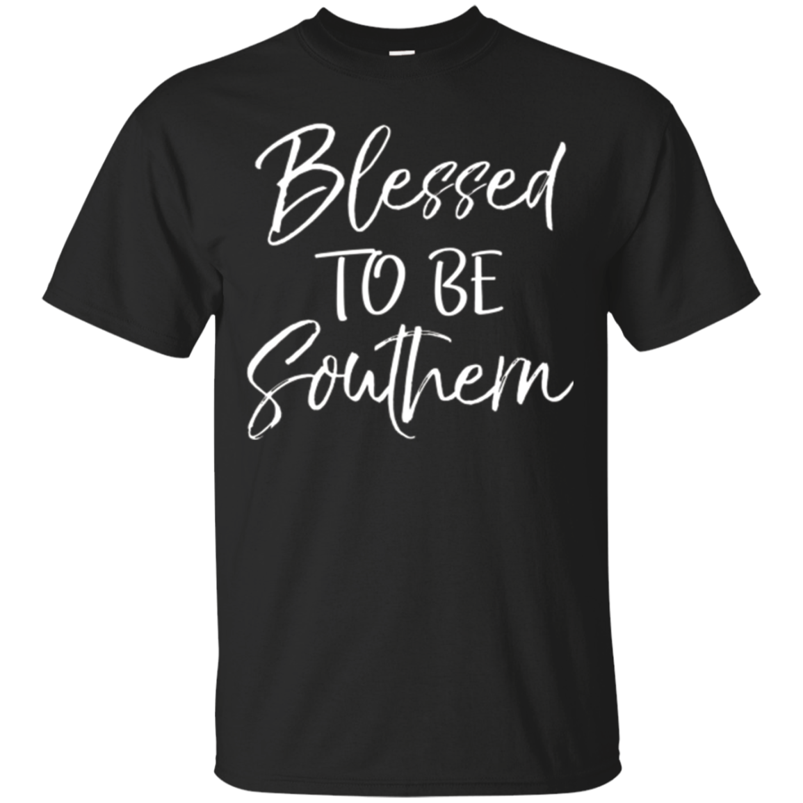 Blessed to be Southern Shirt Vintage Design T-Shirt