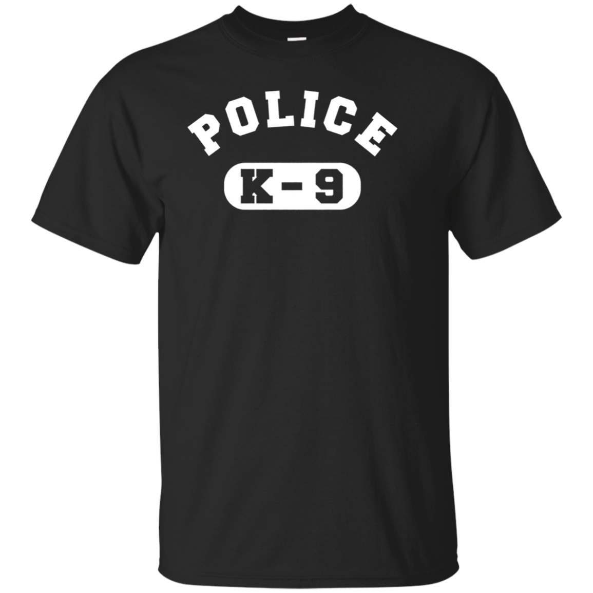 K-9 Police Officer Shirt LEO Off Duty Cops Law Enforcement