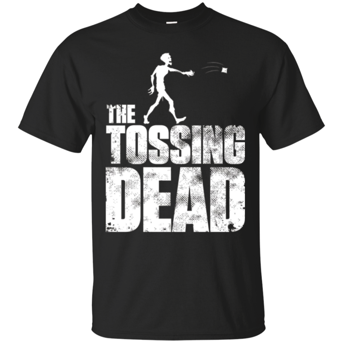 Limited Edition | The Tossing Dead Cornhole T-shirt