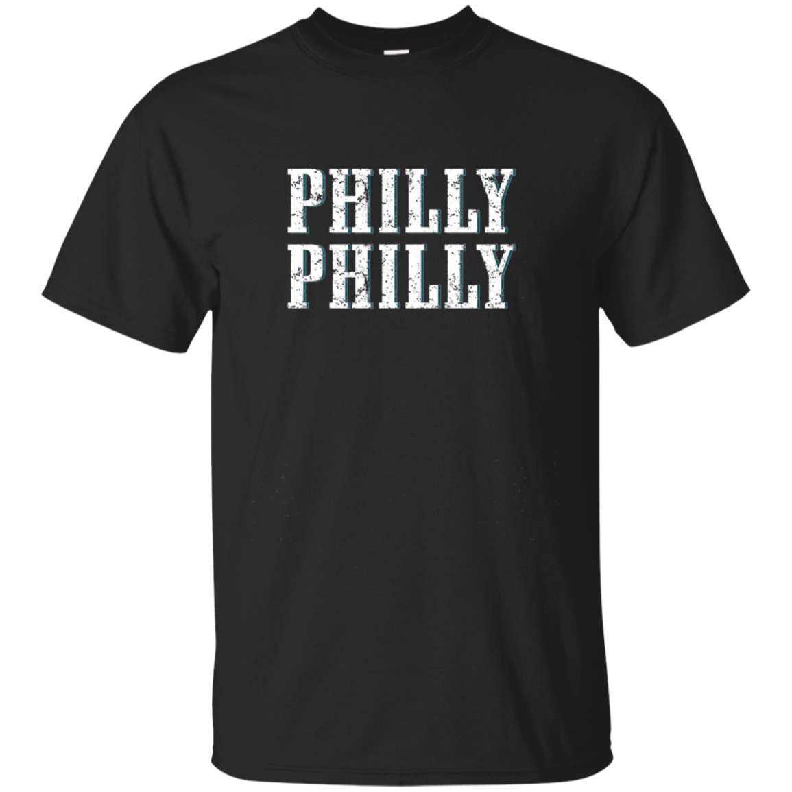 Philly Philly Shirt - Long Sleeve Vintage Look Tee