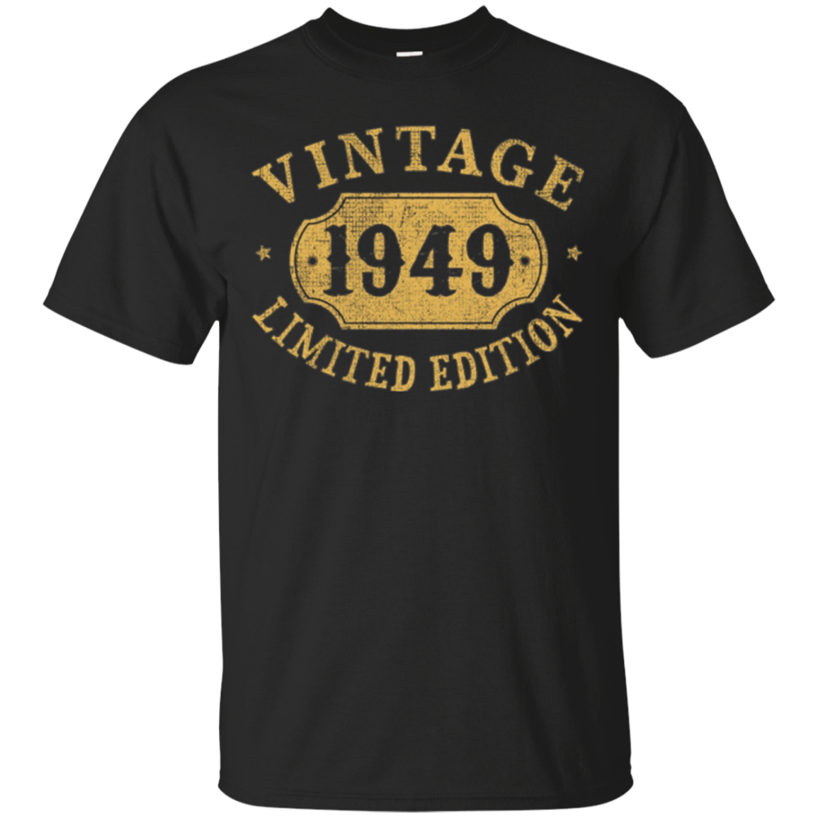 69 years old 69th B-day 1949 Limited Birthday Gift T-Shirt