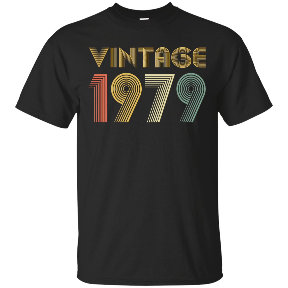 Vintage 1979 , 38th Brithday T-Shirt