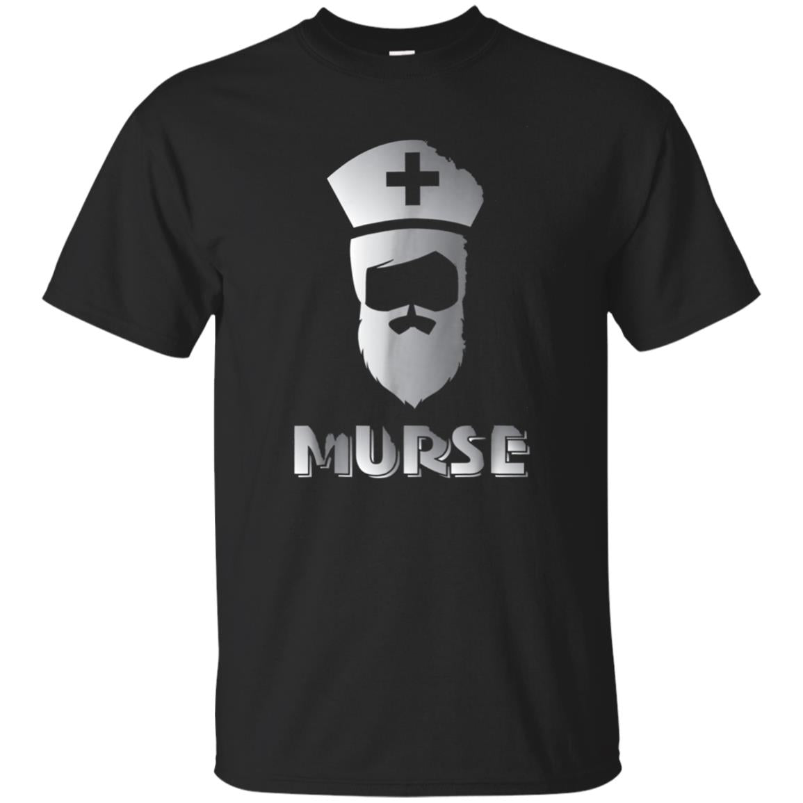Mens Murse Male Nurse T-Shirt Funny Cool Therapist