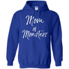 Image of Mom of Monsters Long Sleeve Shirt Funny Cute Boy Mom Shirt