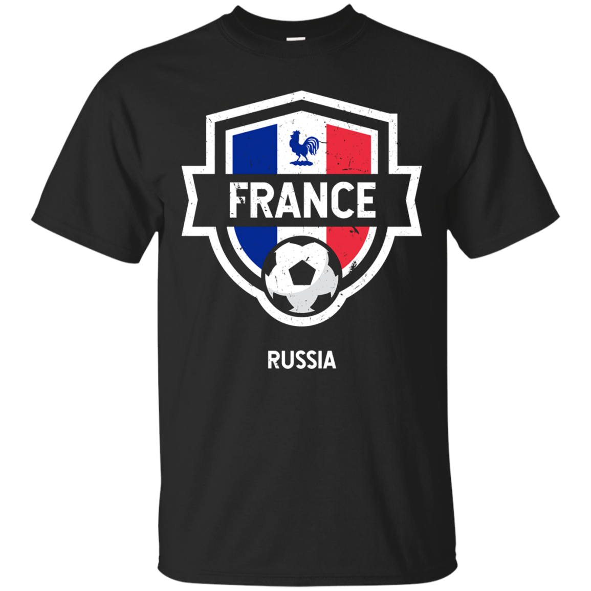 Classic France Football 2018 Team, Russia