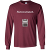 Image of Accountant Long Sleeve T-Shirt