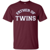 Image of Mens Dad Of Twins T-Shirt Dad of Twins Tee