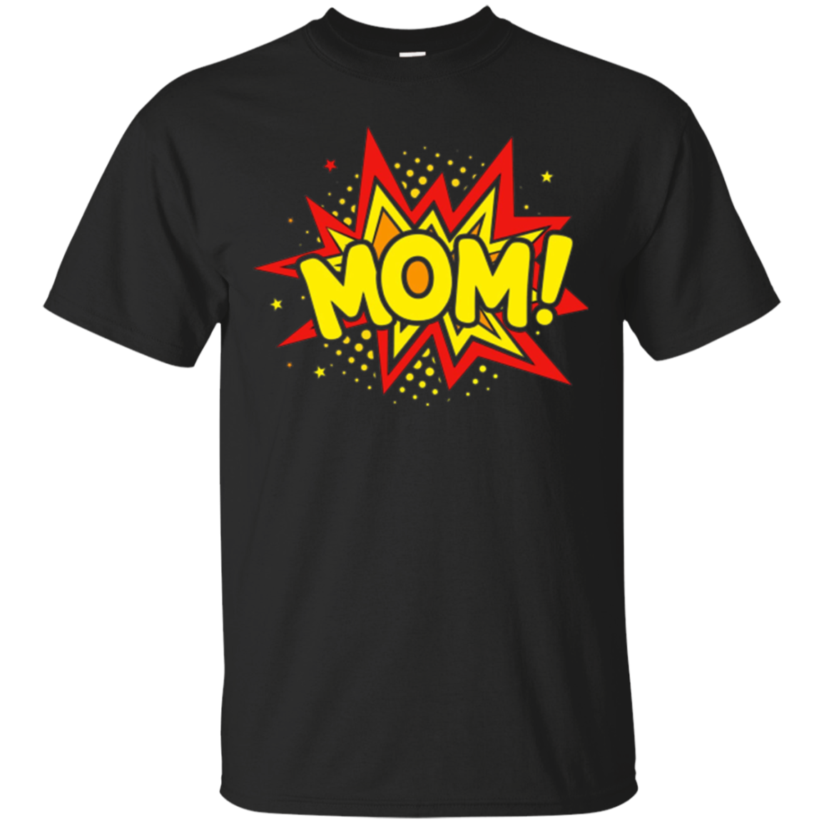 Women's Superhero Mom T-Shirts