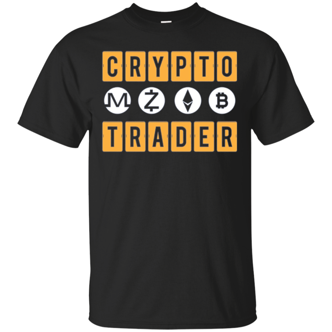 Crypto Trader Long Sleeve T-Shirt for Bitcoin Fans