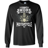 Image of Cool Tees-I Dont Snore,I Dream Im A Motorcycle Biker T-Shirt