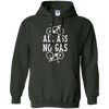 Image of ALL ASS NO GAS Shirt - cycling lover shirts