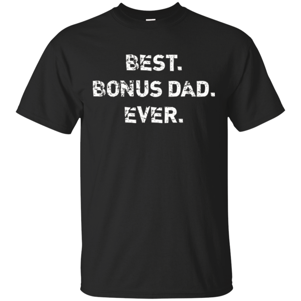 Best Bonus Dad Ever Father-In-Law Gift T-Shirt