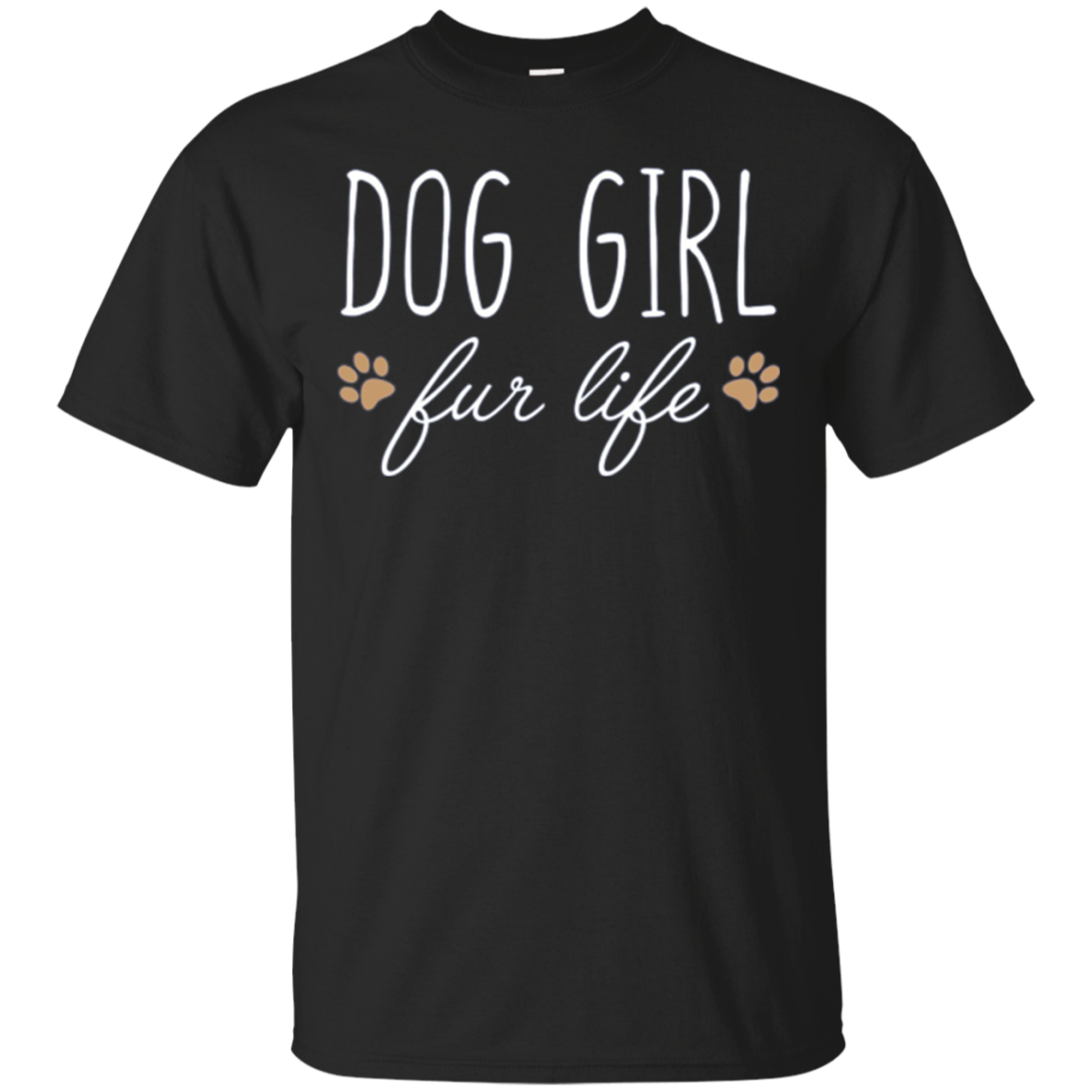 Funny Dog Owner Shirt, Dog Girl Fur Life Gift