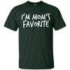 Image of I'm Mom's Favorite Funny Sibling Rivalry Long Sleeve