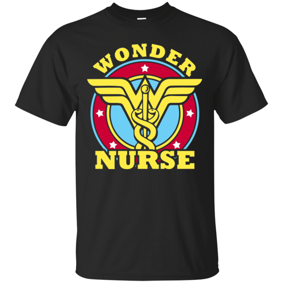 Wonder Nurse Nurses Medical Doctor T shirt