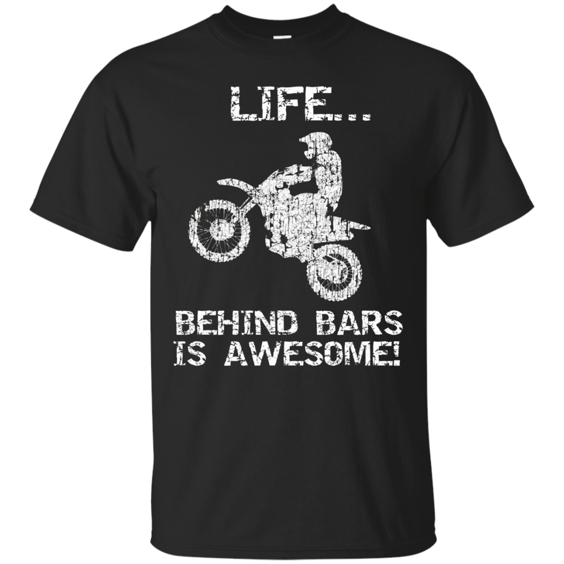 Funny Gift for Motorcycle Riders or Bikers T-Shirt