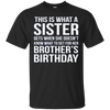 Image of Funny Birthday Gift For Brother From Sister Long Sleeve