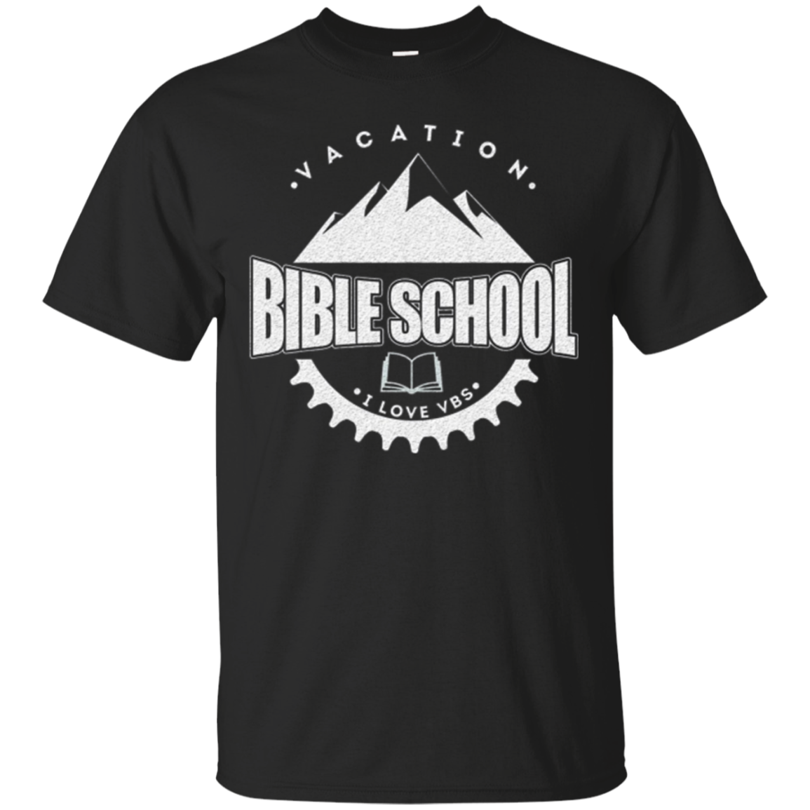 Vacation Bible School VBS Christian Religious Gift T-Shirts