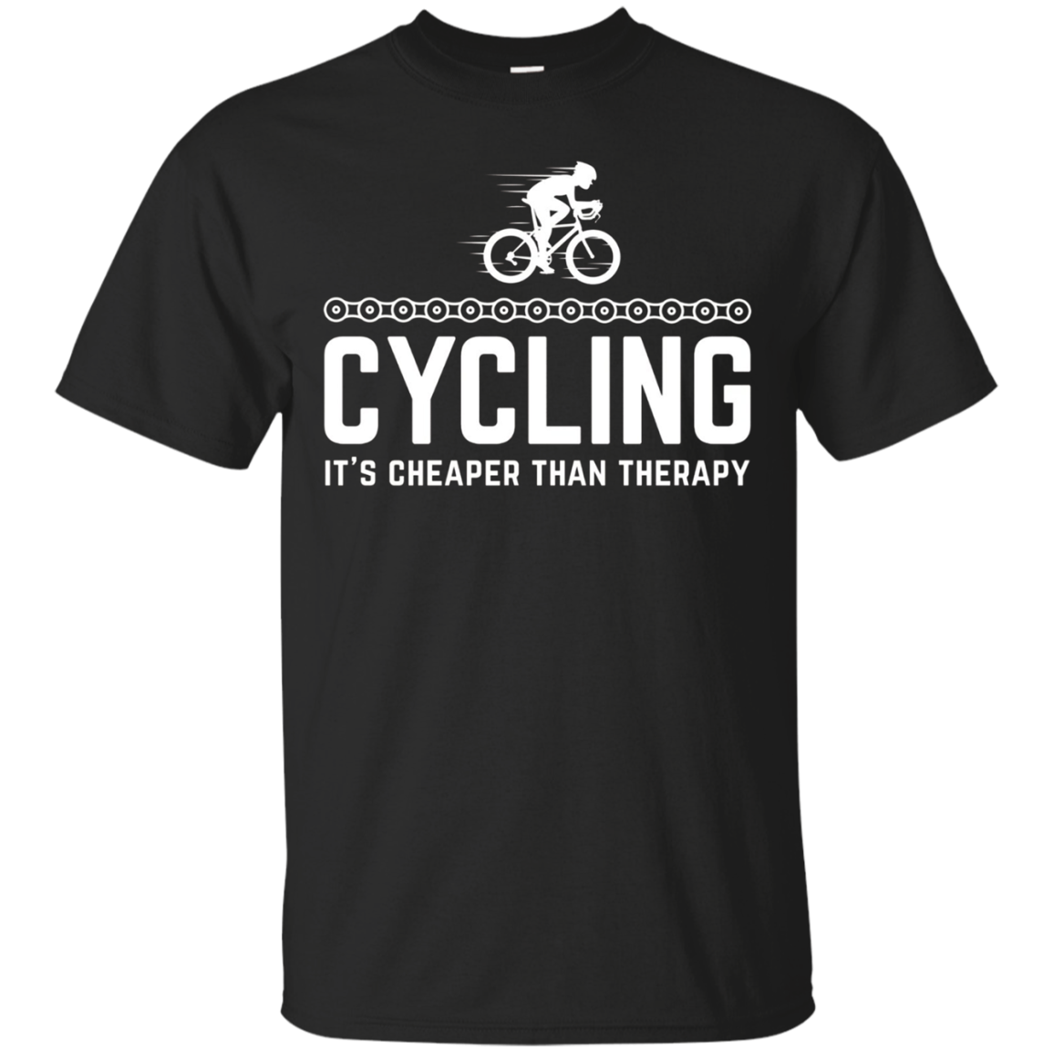 Bicycle Cycling Novelty T-shirt Gift Idea For Cyclist