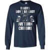 Image of Bikers Don't Go Grey We Turn Chrome T-Shirt