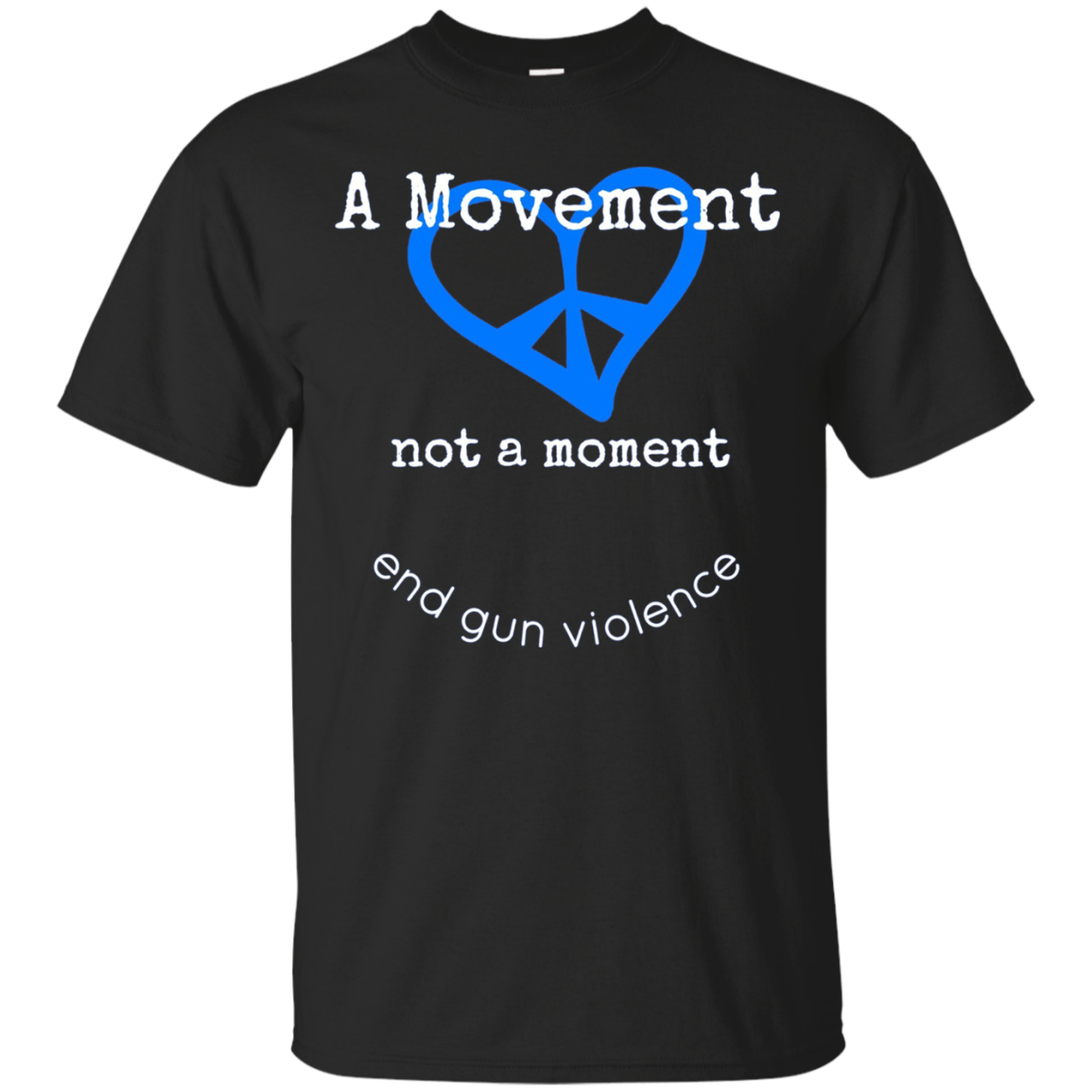 Never Again Long Sleeve Shirt - A Movement not a Moment