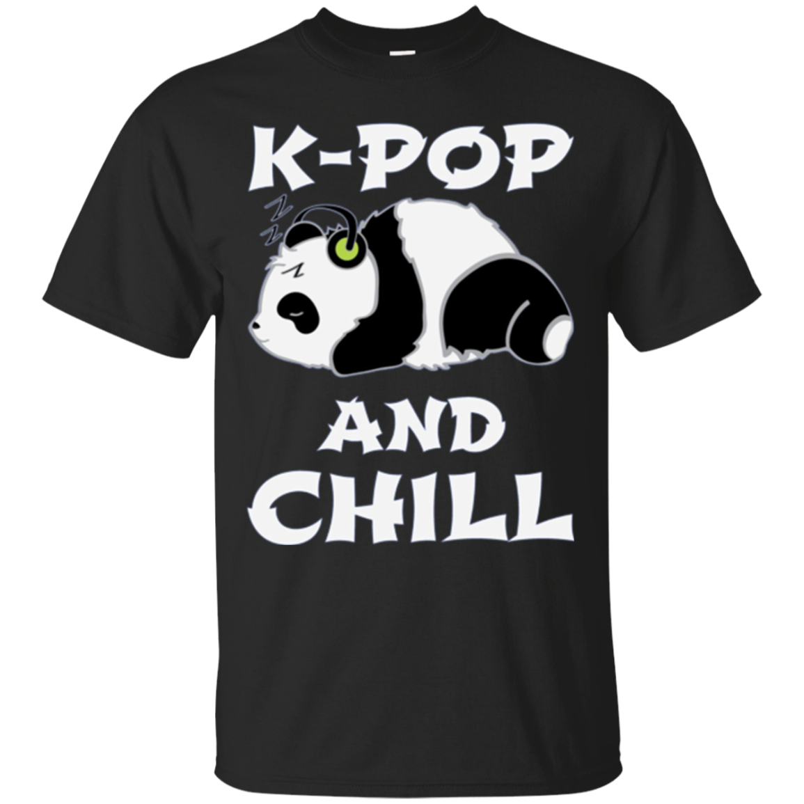 K-Pop and Chill Long Sleeve Shirt