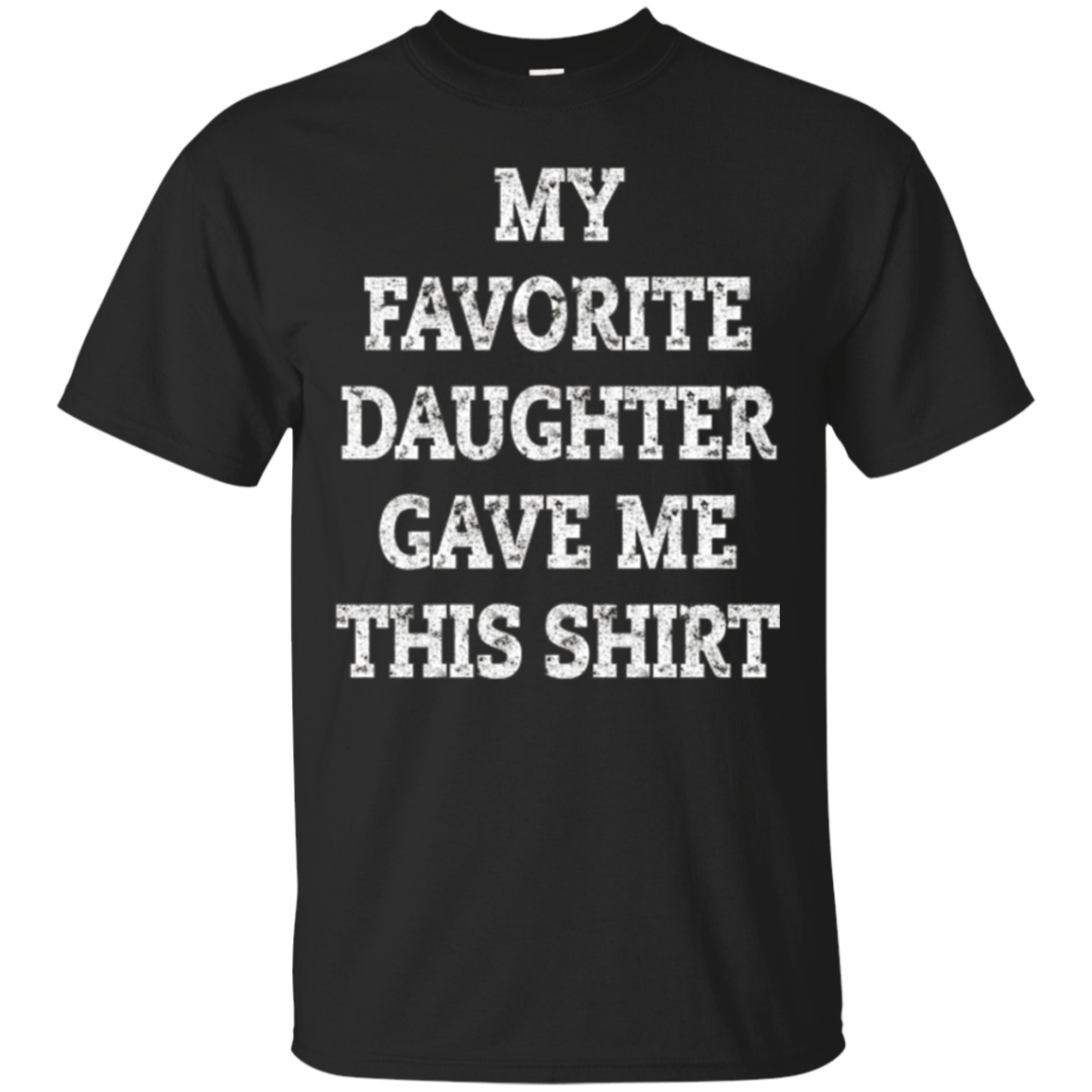 Christmas Gift For Dad From Daughter To Father Bday Gift Tee