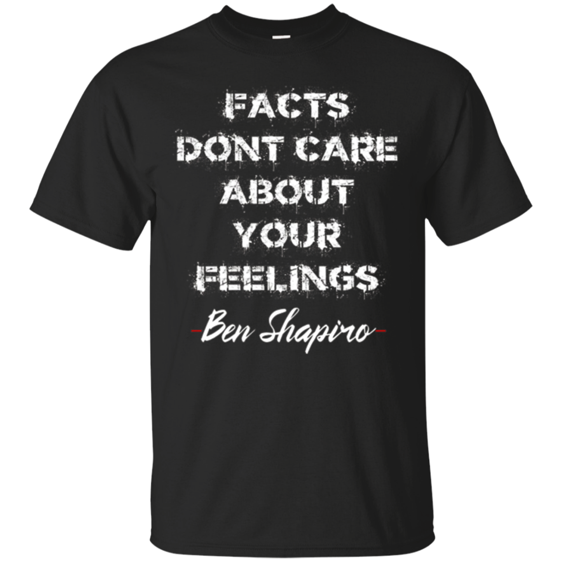 Facts dont care about your Feelings shirt, Ben Shapiro Shirt